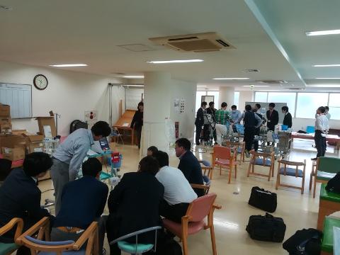 日本蘇生学会ハンズオンセミナーが開催されました:画像