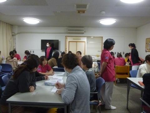 看護部の勉強会を開催しました:画像