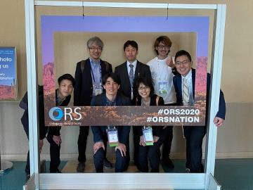 米国整形外科基礎学会へ参加して来ました:画像