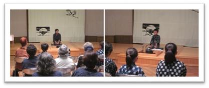 第18回語り部養成講座 閉講式:画像