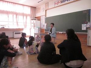 「赤湯小学校出前口演!!」の画像