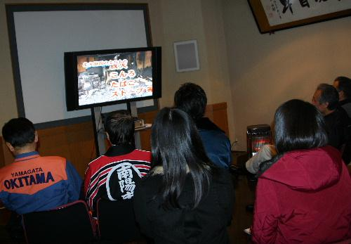 南陽市の文化財防火訓練を実施