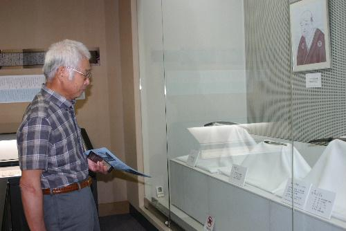 新潟日報で「刀剣展」が紹介 新潟県から3組が来館