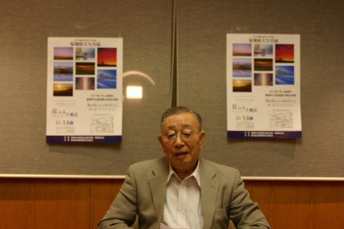 協賛者がなんと124名「ふるさとの写真家菊池晴夫」展開催実行委員会で開催準備が整う