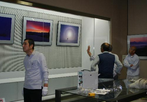 いよいよ13日から「菊池晴夫写真展」がスタート