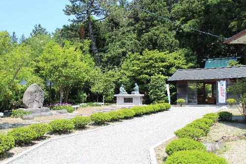 NHK大河ドラマ「西郷どん」と記念館の南洲神社見学がピタリと/