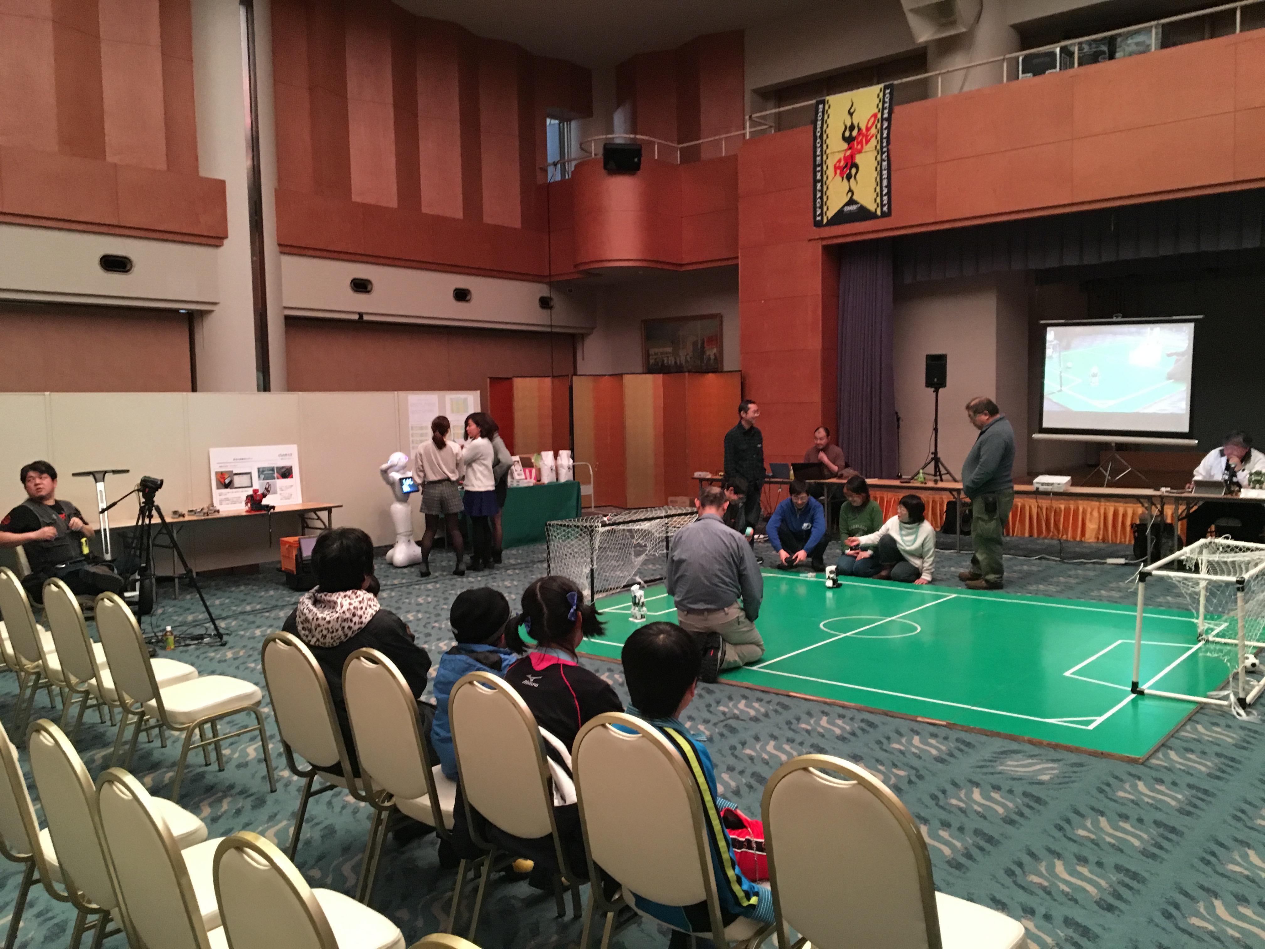 2017.2.4長井市の雪灯り回廊タス会場はまもなくスタート^ ^