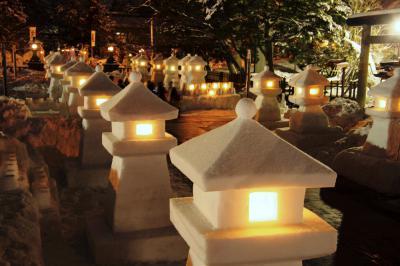 第39回上杉雪灯篭まつりは予定通り開催します!