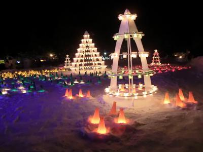 【お知らせ】上杉雪灯篭まつりの規模を若干縮小します:画像