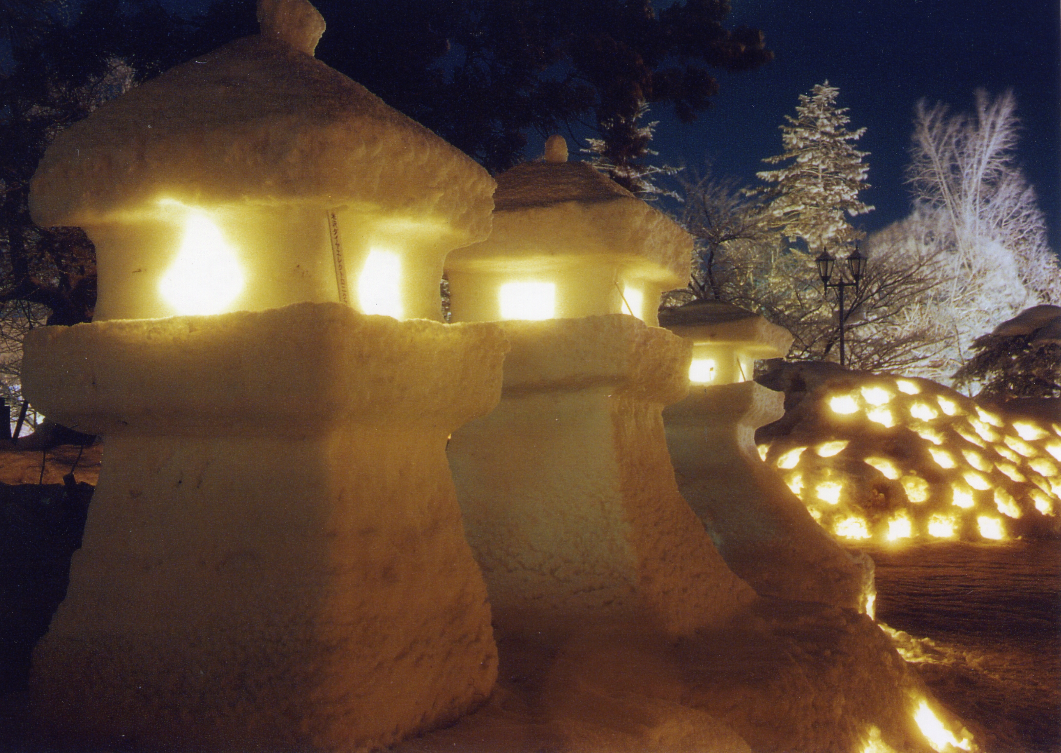 【YBC】上杉雪灯篭まつり第40回記念番組放送のお知らせ!:画像