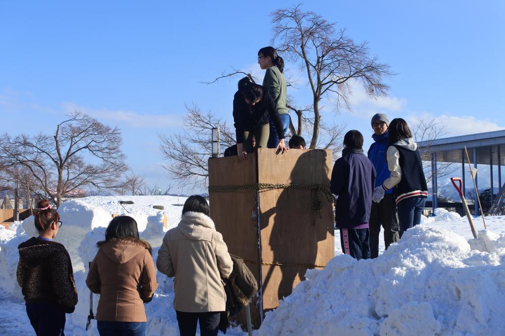 第42回上杉雪灯篭まつり 雪灯篭製作団体募集!【平成30年12月14日まで】:画像