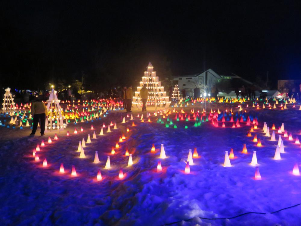 第42回上杉雪灯篭まつり ボランティアスタッフ募集!【平成31年1月31日まで】:画像