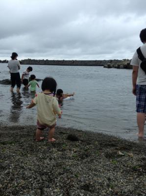 海とクラゲと…