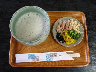 島根県探訪記その5.ぼてぼて茶...