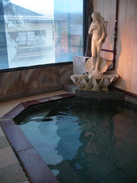 みかど旅館「大理石風呂」黒沢温泉
